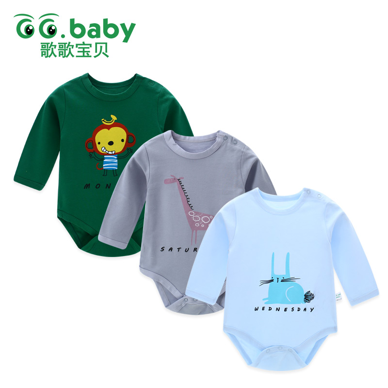 13a0305fc6ac Buy Newborn Body Boy BodyLong Sleeve Clothes Baby Body Bodysuits ...
