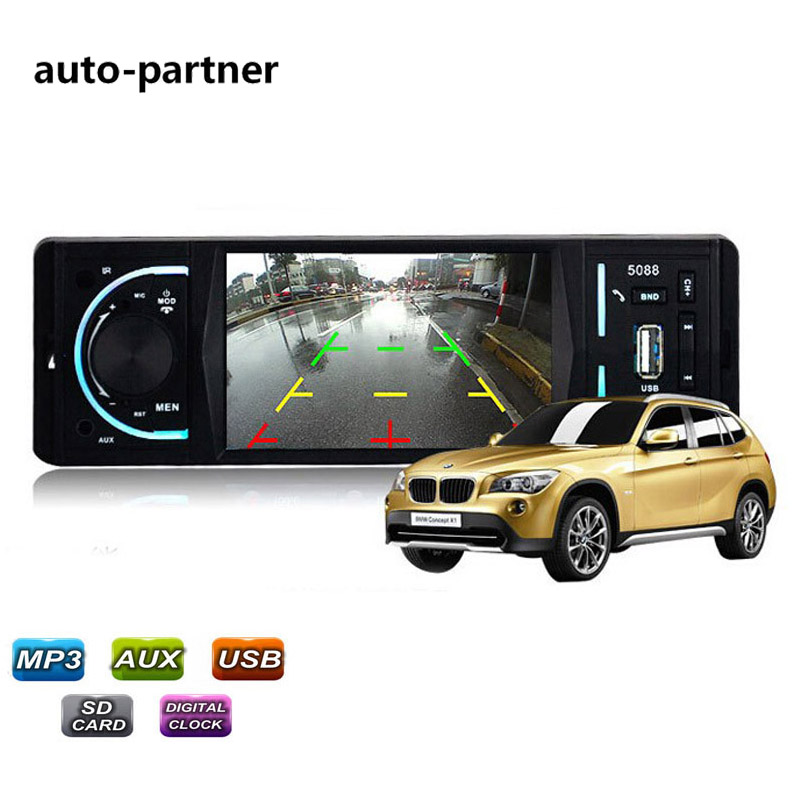 Car Vedio Radio Car MP5 Player 12V 4 inch HDTFT screen Bluetooth/Rear view Camera/Stereo ...