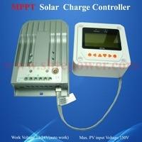 Max pv Wejście 150 v 12 V 24 V Mppt Kontroler Ładowania Słonecznego, Energia słoneczna Ładowarka