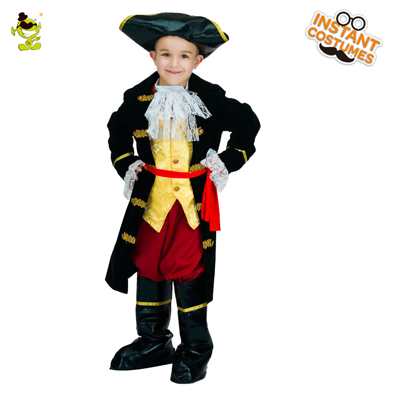 Children Dress Up Knight Deluxe Costume Kids Book Week Fancy Party Wear Outfit