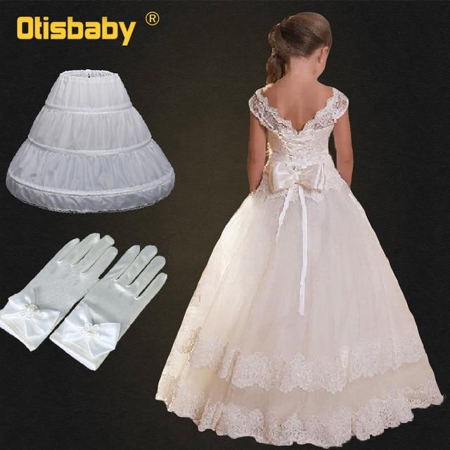 9bae88fe96 Lato 2019 formalna suknia dla dzieci koronka kwiat fantazyjne sukienki dla  dziewczynek nastoletnia Party dress suknia dla dzieci ślub wieczór długie  suknie ...