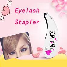 ZAYAL Eyelash Stapler Mini False Eyelashes Curl Eyelash Extensions Fake Lashes Tools Contains 45 Clusters Of Eyelashes New
