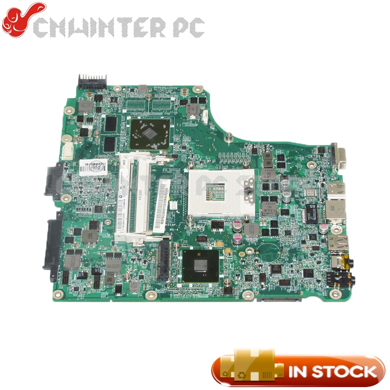 NOKOTION MBPSG06001 MB.PSG06.001 For <font><b>Acer</b></font> aspire 4820 4820T <font><b>4820TG</b></font> Laptop motherboard DA0ZQ1MB8D0 HM55 HD5470M Video Card image