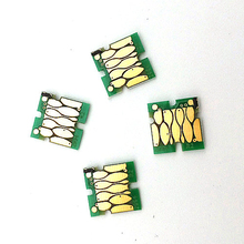 vilaxh T9071 - T9074 T9081 T9084 Cartridge Chip For Epson WorkForce Pro WF-6590 WF-6090 Prinrer One times