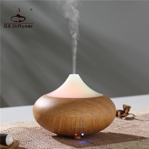 Image 2 - เปลี่ยนสีUltrasonic Air Humidifier Essential Oil Diffuser Aroma Lamp Aromatherapy Aroma Diffuserหน้าแรกMist Maker