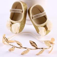 Puseky/модная обувь для маленьких девочек; популярная обувь для маленьких девочек; обувь с большим бантом золотого и серебряного цвета для малышей 0-12 месяцев