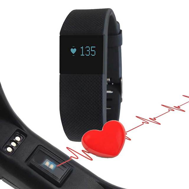 2017 New Smart Bracelet Heart Rate Monitor Inteligente Banda Pulse Measure SmartBand Bracelet Monitor For Smartphone Black TW64s