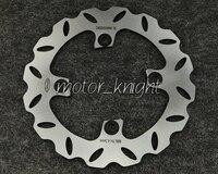 Rear Brake Discs Rotors For Kawasaki Ninja ZX6R 636 ZX10R 2003 2006 Z1000 Z750S ZX9R