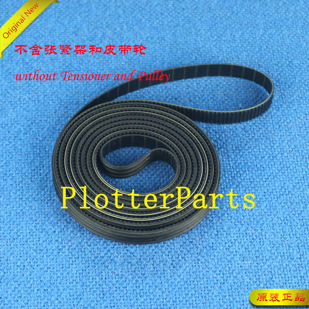 C7769-60182 Carriage Belt for HP DesignJet 500 500PS 510 800 500PS 510PS 800PS 24 A1 Plotter Part Original new rosenberg 7769
