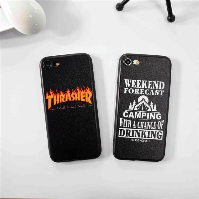 coque iphone 7 thraser
