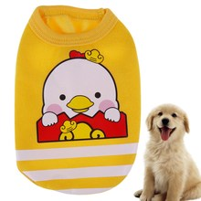 Dog Warm Puppy Vest T-shirts