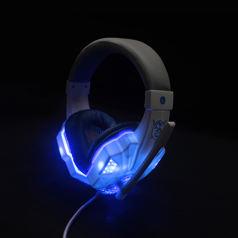 Best Gaming Headset Gamer casque Deep Bass Gaming Headphones for Computer PC Laptop Notebook with Microphone LED/without LED