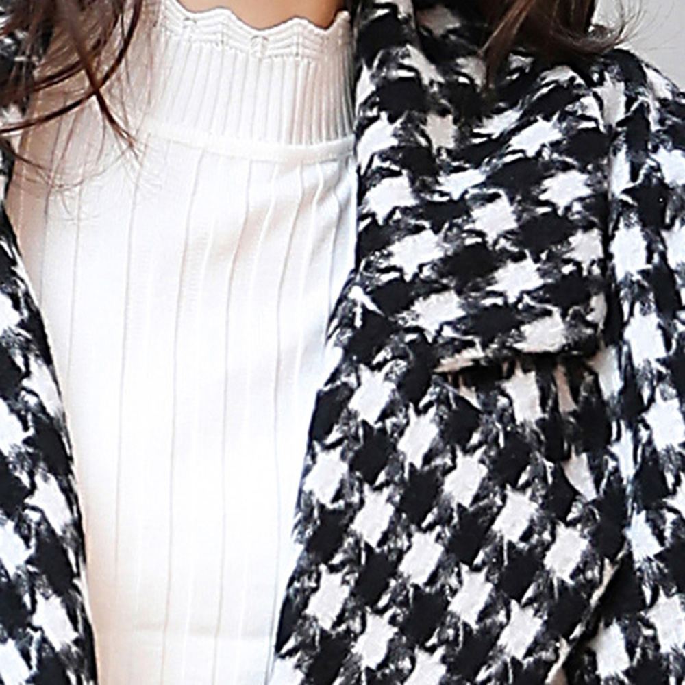 Boutonnage Hiver Turn Trench Poule Femmes Laine 2018 Long Longues Manches down À Double Manteau Mode Pardessus Droite De Collier fgdCwqRv