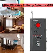 Andoer RF Wireless Radio Del Segnale Rivelatore Della Macchina Fotografica Auto detection GSM Audio Bug Finder GPS Lens Segnale RF Tracker 1 mhz a 6.5 ghz