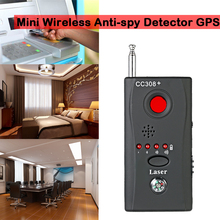 Andoer inalámbrico RF señal Radio Detector de cámara Auto detección GSM micrófono de la señal de GPS de lente de RF rastreador 1 MHz a 6,5 GHz