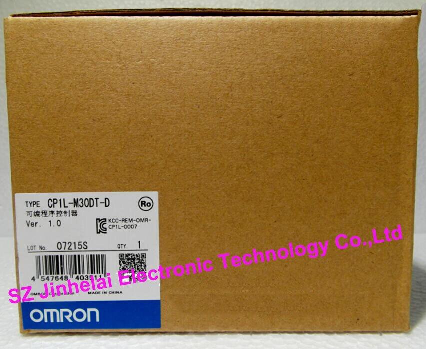 CP1L-M30DT-D Authentic original OMRON PLC CONTROLLER , PLC MODULE new and original cp1h x40dt d omron plc controller module