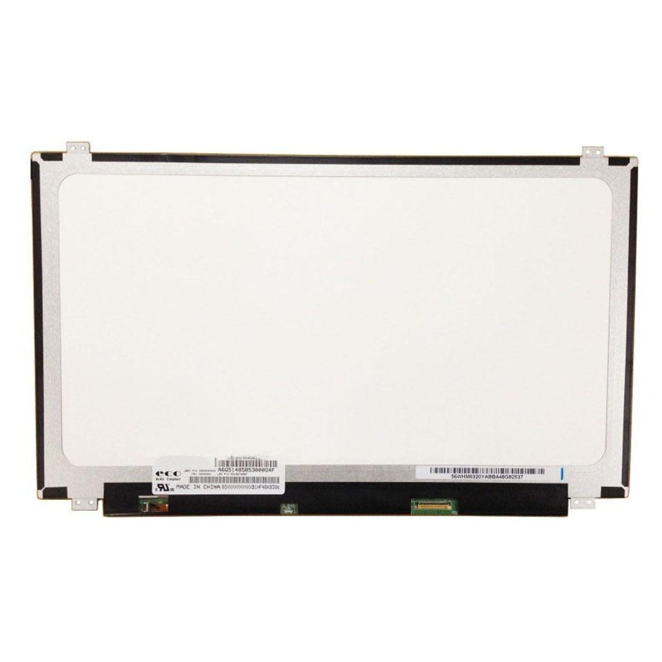 For HP 250 G3 Series LCD Laptop LED Screen 15 6 WXGA HD Slim Display Panel