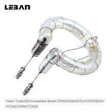 Godox 600Ws Spare Ring Tube Flash Compatible for Godox Stuido flash DP600 TC600 QS600 Quicker 600D Pioneer 600W