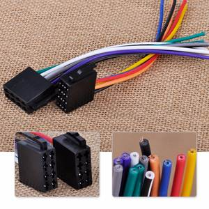 top 10 largest toyota speaker connector list citall iso radio wire harness female adapter connector cable for car stereo system
