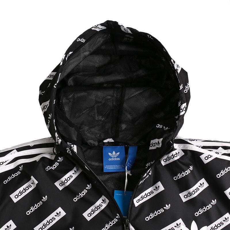 Adidas Original Nouvelle Arrivée Officielle Originaux CLRDO WB AOP Hommes  Tissé de veste À Capuchon de ... e129ca7ee52d