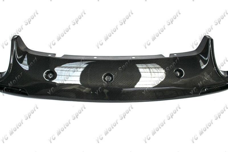 2011-2013 VW Scirocco R Karztrec Style Rear Lip CF (7)