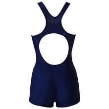 Riseado 2017 Sports One Piece Swimsuits Brand Swimwear Women Shorts Backless Bathing Suits Swimming Suit For Women