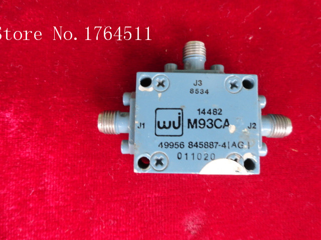 [BELLA] M/A-COM/WJ M93CA RF/LO:2-18GHz SMA RF Coaxial High Frequency Mixer