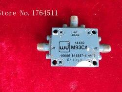 [BELLA] M/A-COM/WJ M93CA RF/LO: 2-18GHz SMA RF koaxial hohe frequenz mischer