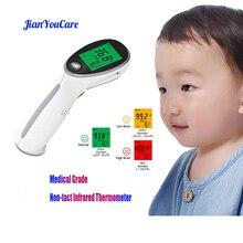 JianYouCare портативный цифровой термометр для поверхности тела Инфракрасный температурный Пистолет Бесконтактный лазер детская температура лихорадки дети