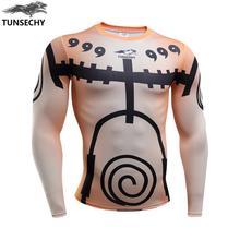 Naruto Long Sleeve 3D T shirt