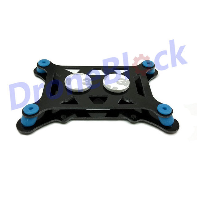 US $2 8 |APM2 5/2 6/2 8 Pixhawk Vibration Damping Mount Anti vibration  Plate Shock Absorber-in Parts & Accessories from Toys & Hobbies on