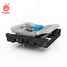8pcs Kaih נמוך פרופיל מחברת X מתג מקלדת מתג עבור מחשב נייד, חום מתג, pretravel 1.2mm clikcy תחושת מישוש