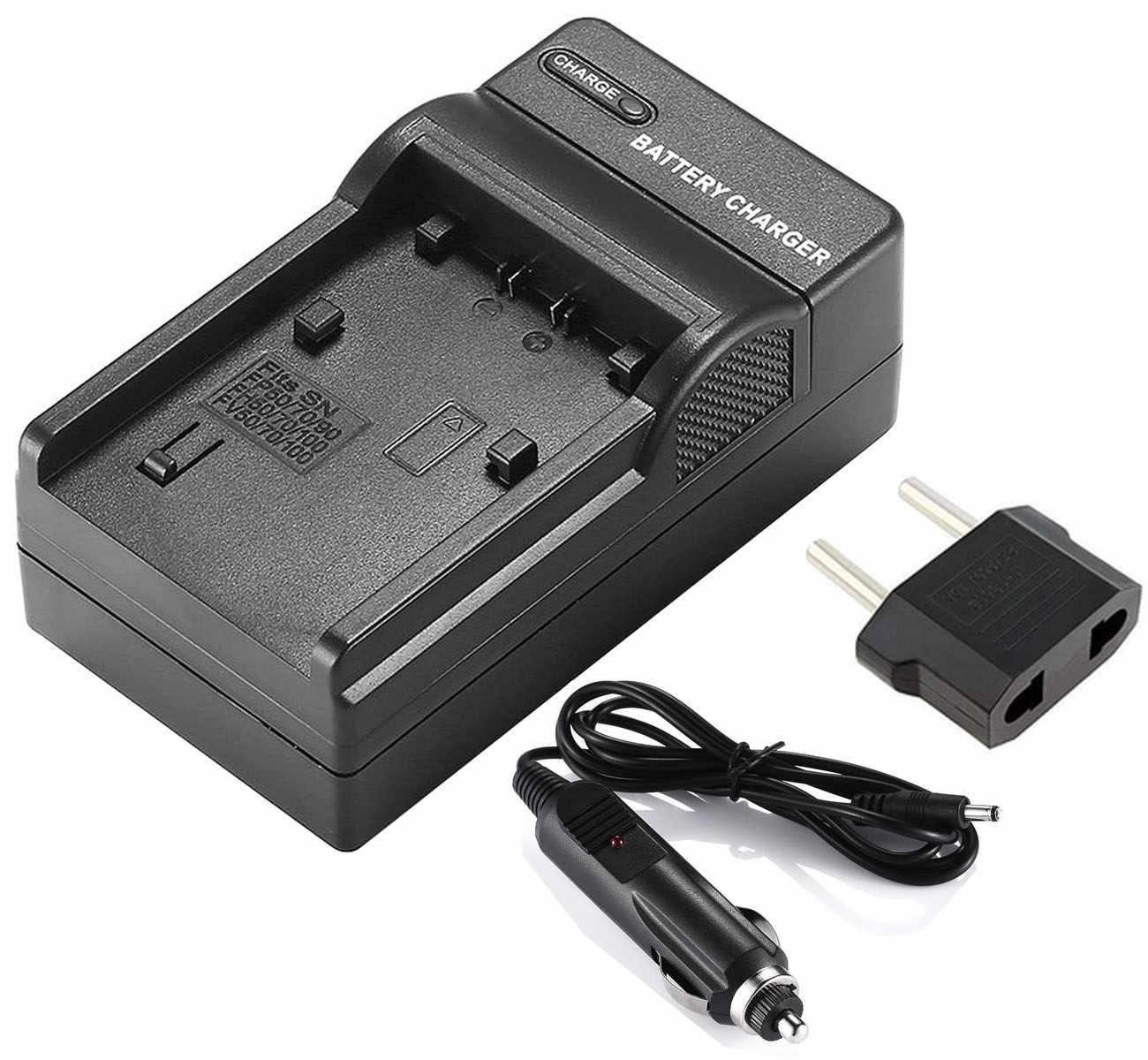 DCR-DVD610E AC Power Adapter Charger for Sony DCR-DVD110E DCR-DVD310E DCR-DVD510E DCR-DVD810E Handycam Camcorder DCR-DVD710E DCR-DVD410E