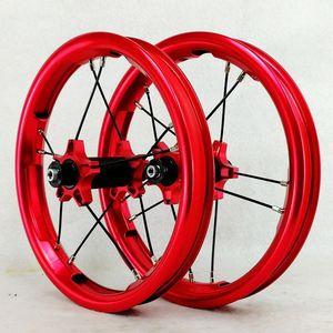 Image 5 - PASAK Schiebe Bike Laufradsatz 12inch Gerade pull Lager BMX Kinder Kinder Balance Fahrrad Räder 85mm 95mm BMX