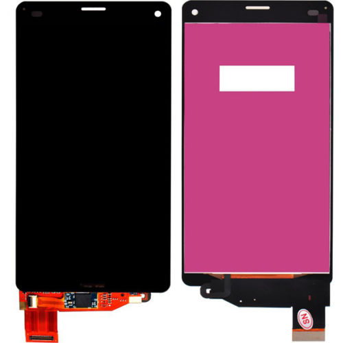 ФОТО New LCD Touch Screen Digitizer For Sony Xperia Z3 Mini Compact D5803 D5833 free shipping