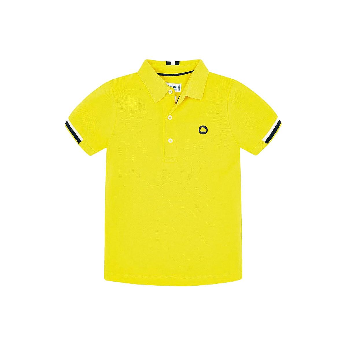 MAYORAL Polo Shirts 10692529 children clothing t-shirt shirt the print for boys
