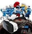 БОБО VR Z4 МИНИ Гарнитура 3D Очки Виртуальной Реальности Google картонный Шлем vrbox Головкой Для Крепления на '-6' Телефон + Bluetooth пульт дистанционного управления