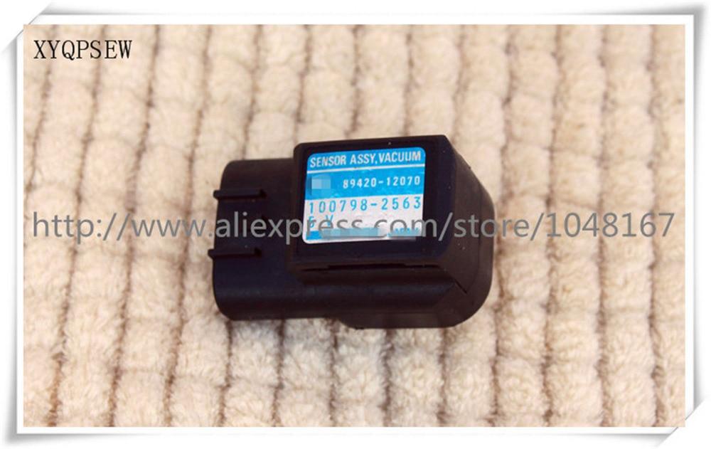 XYQPSEW 89420-12070,100798-2563 Case For Toyota Intake Pressure Sensor,Sensor