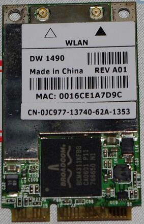 BCM94311MCG WLAN MINI PCI REV 02 WINDOWS XP DRIVER DOWNLOAD