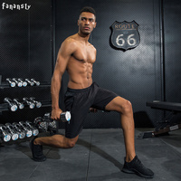 High Quality Sport Shorts Men Running Breathable Gym Shorts Workout Training Fitness Shorts Men Basketball Shorts