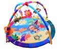Atividade bebê Esteira do Jogo Do Bebê Ginásio Educacional Brinquedos Do Bebê Jogo Quadro Aptidão Multi-suporte Esteiras