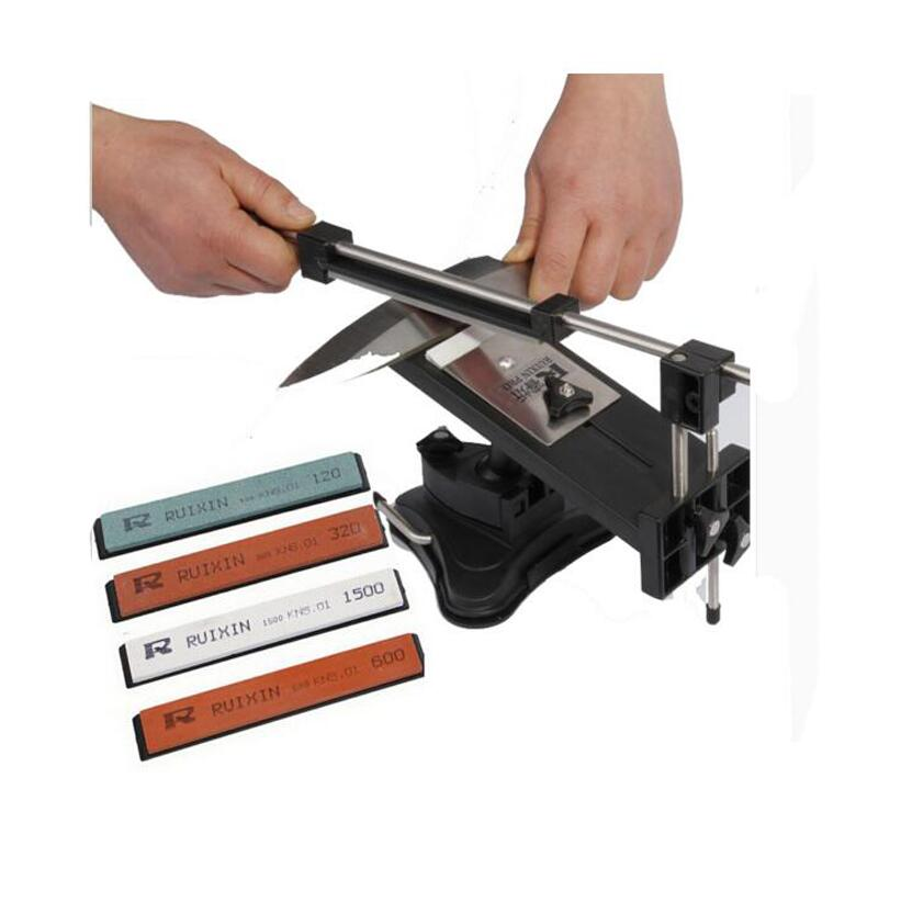 Kitchen Knife Apex Pencil Pro edge sharpener sharpening Fix angle system with 120 320 600 1500