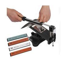 Küchenmesser Apex Bleistift Pro rand spitzer schärfen Fix winkel system mit 120 320 600 1500 Grit schleifstein