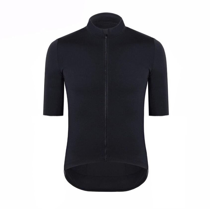 SPEXCEL Hoher qualität wasserabweisend alle wetter pro team radfahren jersey 3/4 länge kurzarm winddicht fahrrad kleidung