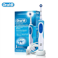 Electric Toothbrush Oral B Vitality D12 Adult Toothbrush  Precision Clean Tooth Brush Rechargeable Imported from German