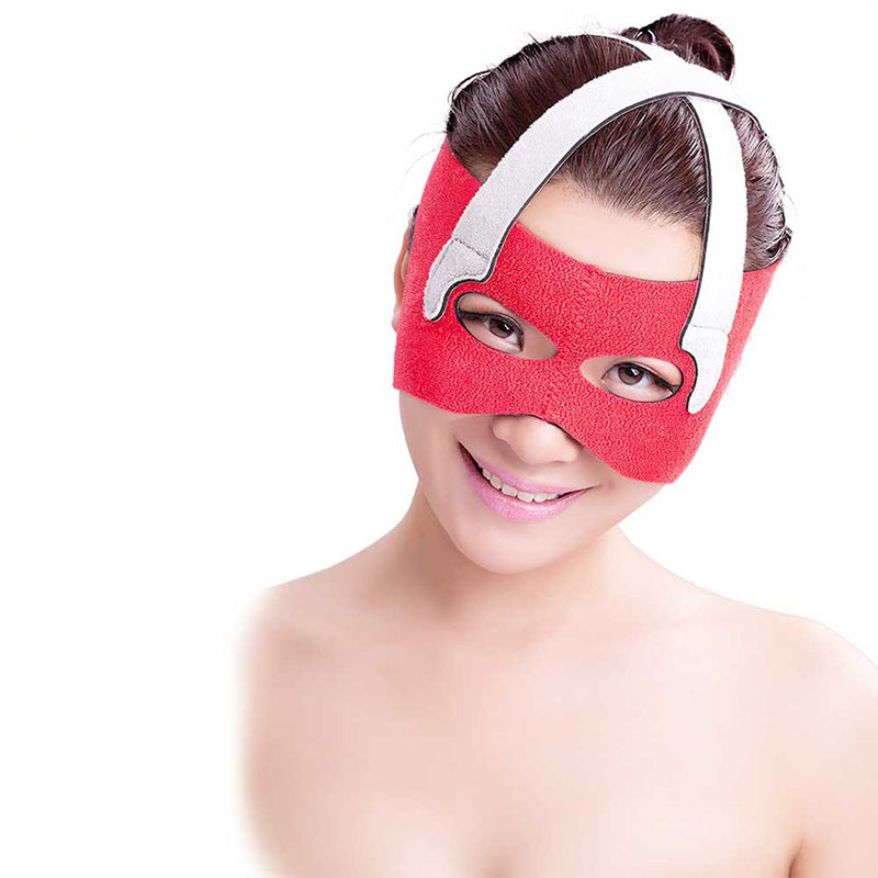 Slimming Mask Eye Beauty Skin Lift Chin Face V-line Lifting Face Lift Bandage Slim Mask Anti-sag Beauty Facemask Thin Face Mask 7pcs face mask 2n the skin tight skin face care thin face bandage powerful v line slimming product lifting beauty skin care