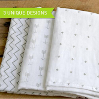 Baby Swaddle Wrap 100 Muslin Cotton For Newborns Soft Blanket Swaddling Baby Sleepsack Sleeping Bag Swaddleme