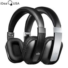 IDeaUSA S204 Hilos Plegable de Bluetooth para Auriculares de Reducción de Ruido En la Oreja los Auriculares Bluetooth 4.0 + EDR Apt-x con micrófono