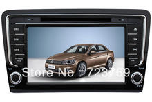 Car DVD Player for VW-New Bora 2013 with GPS/Bluetooth/IPOD/CAN BUS