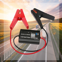 Real Time Portable Load Bluetooth Accessories Battery Tester Car Wireless Cranking Diagnostic Tool Monitor Charging System